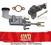 Clutch Master & Slave Cylinder SET - Rodeo RA 3.5-V6 6VE1 (03-05)