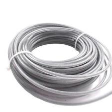 FEPITO Trimmer Line Brushcutter Line Wire 2.4mm x 77m Square