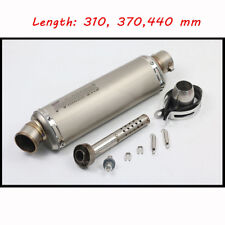 Universal Motorcycle Dirt Bike ATV Exhaust Muffler Pipe for Right Side 38-51mm