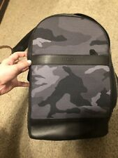 Coach Camo Backpack