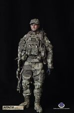 Caltek 1/6 A-TACS Camo Advanced Tactical Concealment System Operator