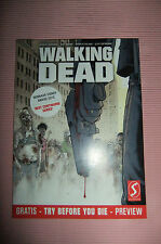 9.2 NM- THE WALKING DEAD # 7 KIRKMAN DUTCH EURO VARIANT PROMOTION EXCLUSIVE WP