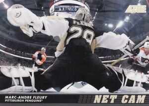 MARC-ANDRE FLEURY NO:NC10 NET CAM in SCORE PANINI 2012-13      a