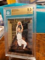 2018-19 Panini Select Concourse Luka Doncic Rookie Card RC BGS 9.5 Gem Mint