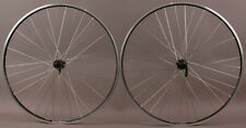 Mavic Open Elite Shimano 36h Hubs Black Road Bike Wheelset fits SRAM Shimano