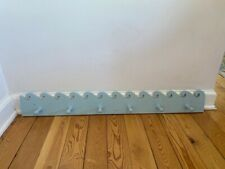 "Pottery Barn Kids Blue ""Waves"" Wall Pegs"