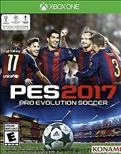 Pro Evolution Soccer 2017 (Microsoft Xbox One, 2016) - PES 2017