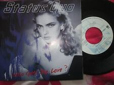 Status Quo ‎– Who Gets The Love? Vertigo ‎– QUO 23 UK 7inch Vinyl Single