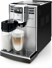 Saeco HD8917 / 01 Incanto coffee espresso super automatic machine silver