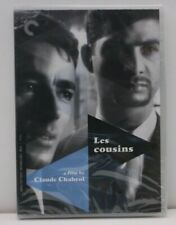 Les Cousins (1959) us R1 DVD NEW & SEALED Criterion Collection Claude Chabrol