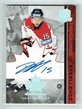 08-09 UD The Cup Programme of Excellence  Dany Heatley  /10  Auto