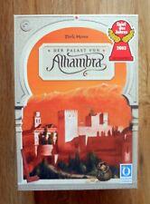 Der Palast von Alhambra v. Queen Games Spiel des Jahres 2003 komplett 2-6 Spiele