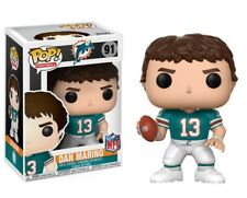 NFL POP! Legends Dan Marino Miami Dolphins #91 Vinyl Figure Funko