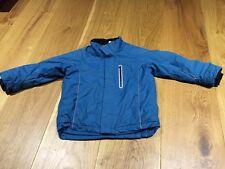 Warm - Children's Ski/snow Jacket age Europe 122 Turquoise