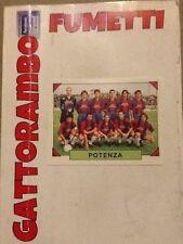 Figurine Calciatori N.608 Squadra Potenza Nuova - Anno 1993/94 Panini