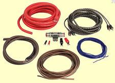 ACV  WK-20  KFZ Kabelset  20mm² Kabelkit Kabel Set für Endstufe Verstärker  NEW