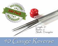 40 Gauge reverse felting needles - Wholesale
