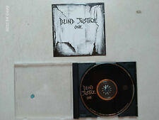 Blind Justice (USA) - One CD 1996 Delinquent Records Heavy Metal RARE!