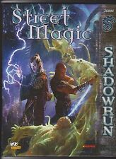 Shadowrun: Street Magic (FPR26004) Hardcover 192 pages – December 31, 2006