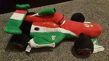 Disney  Cars Plush Stuffed Francesco Bernoulli Toy Car Authentic Pixar
