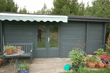 More details for log cabin residential quality with ensuite for re siting