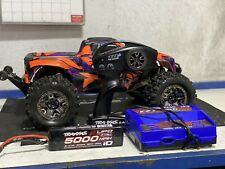 traxxas hoss 4x4 vxl with 4s Lipo and charger