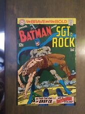 Brave and the Bold (1st Series DC) #84 VF