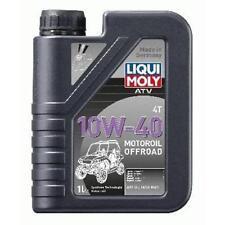 Liqui Moly 1 L SAE Viskosität 10W40 Konfetti Motoröle fürs Auto und Motorrad