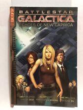 BATTLESTAR GALACTICA: Echoes of New Caprica MANGA (2009 TOKYOPOP) NEW UNREAD