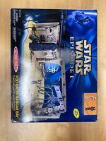Star Wars Episode 1 Action Fleet Podracer Hangar Bay Playset NIB NEW & SEALED