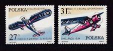 Echte Briefmarken aus Europa mit Luftfahrt-Motiv als Satz