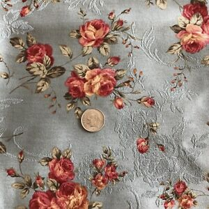 Petal Floral Flowers Red Rose Cotton Fabric Timeless Treasures CJ3679 By Yard