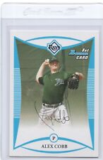 Alex Cobb Pop-Up List 2008 Bowman Cards Qty Disc 40%-60%
