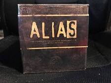 Alias - The Complete Collection (DVD, 2006, 29-Disc Set) FREE SHIPPING