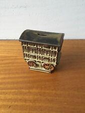 Gipsy Caravan Money Box