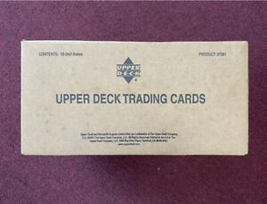2001 Upper Deck Golf Factory Sealed Case - 12 Hobby Boxes - Tiger Woods RC Auto?