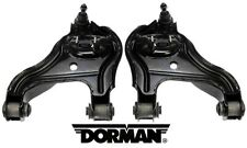 Dodge Ram 2500 3500 Set Of 2 Front Lower Control Arms w/ Ball Joints Dorman RWD