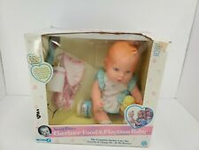 Vintage 1995 Gerber Special Edition Food and Playtime Baby