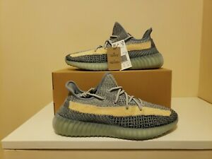 Adidas Yeezy Boost 350 V2 Ash Blue Size 11 US MENS 2021 NEW DS Deadstock