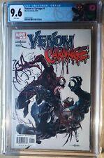 Venom vs Carnage #1 CGC 9.6 First App. Patrick Mulligan Spidey Label 🗝🔥