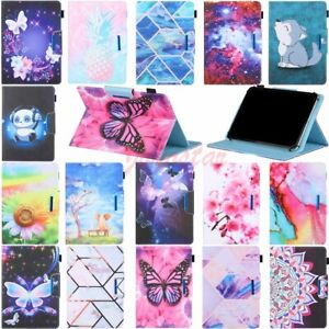 """Universal 10.1"""" 8"""" 7 inch Android Tablet Case Kids Flip Stand Leather Case Cover"""