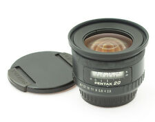 Pentax smc FA 2.8/20 mm #4970417 Lens
