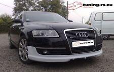 Audi A6 C6 Frontansatz Frontlippe Ansatz Lippe RS-Line tuning-rs.eu