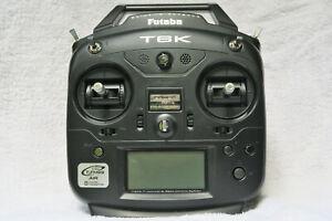 Futaba 6K latest version 3.04 T-FHSS transmitter