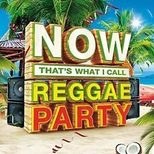 NOW THAT'S WHAT I CALL REGGAE PARTY 3CD ALBUM SET (Released June 24th 2016)
