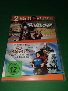 Die Besucher / Die Zeitritter (Jean Reno) DVD