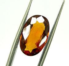 4.43 Ct Certified Natural Garnet/Hessonite/Gomed Loose Gemstone Stone - 118728