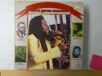 Dennis Brown-Death Before Dishonour Vinyl LP 1989 ROOTS REGGAE