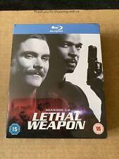 Lethal Weapon: Seasons 1-2 - Blu-ray NEW & SEALED Region B Free Shipping!
