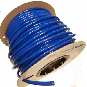 JOHN GUEST SEMI RIGID BLUE 12MM OD (EXTERNAL) FRESH WATER HOSE / PIPE